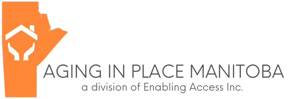 Aging in Place Manitoba Logo